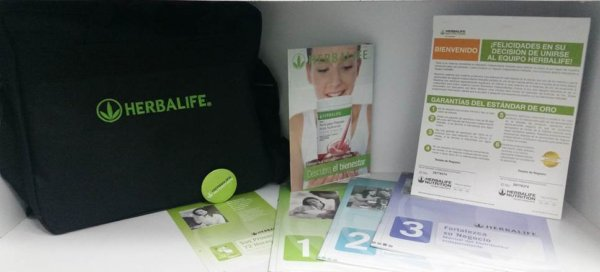 Pack Miembro Herbalife VE